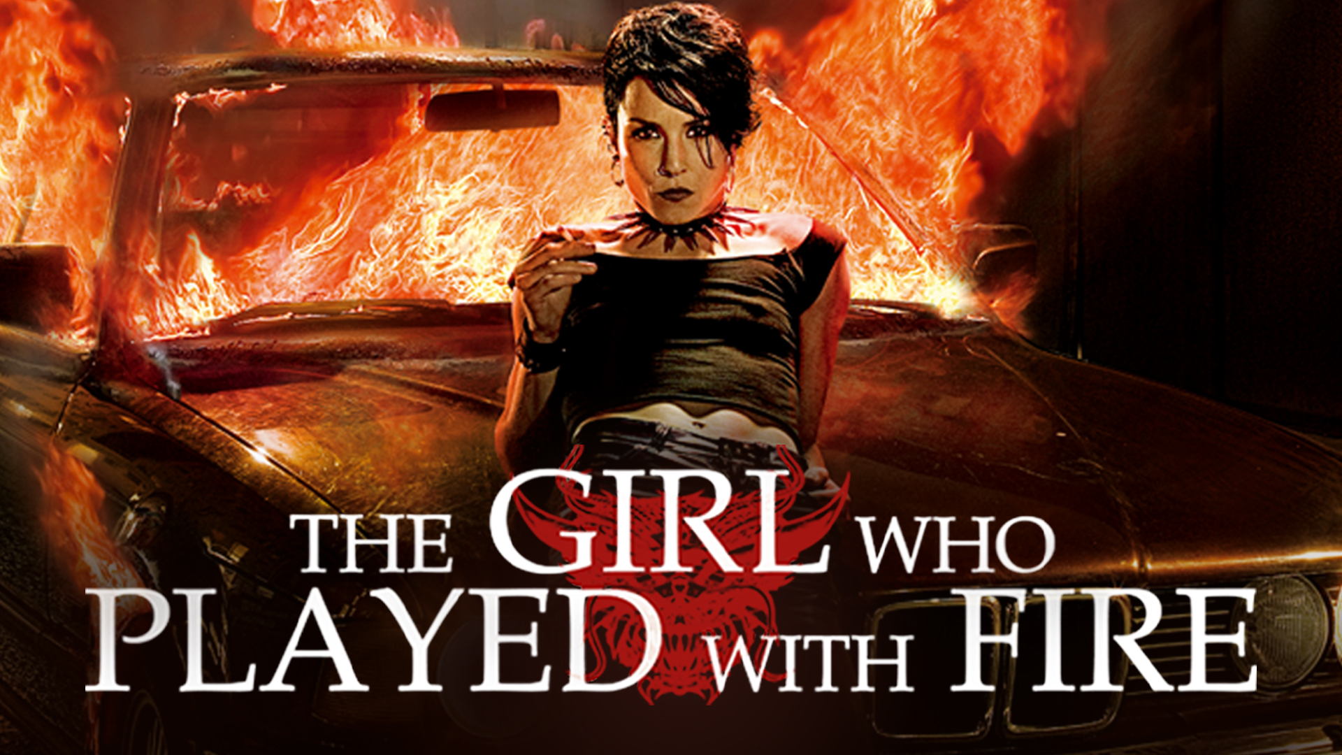 The Girl Who Played With Fire (English dubbed)
