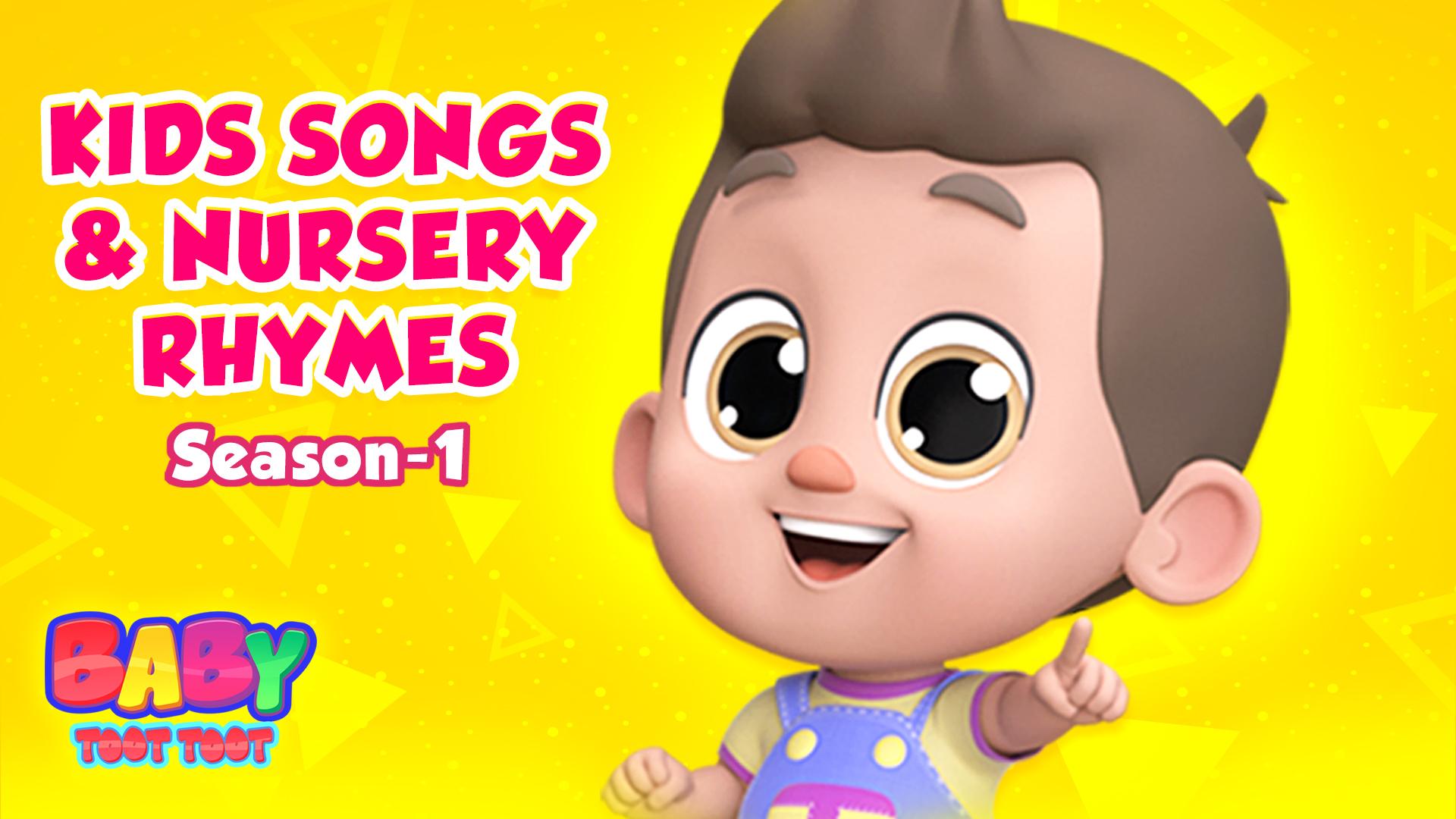 Baby Toot Toot Kids Songs & Nursery Rhymes