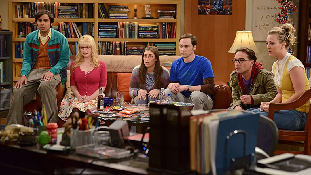watch big bang theory season 5 online free
