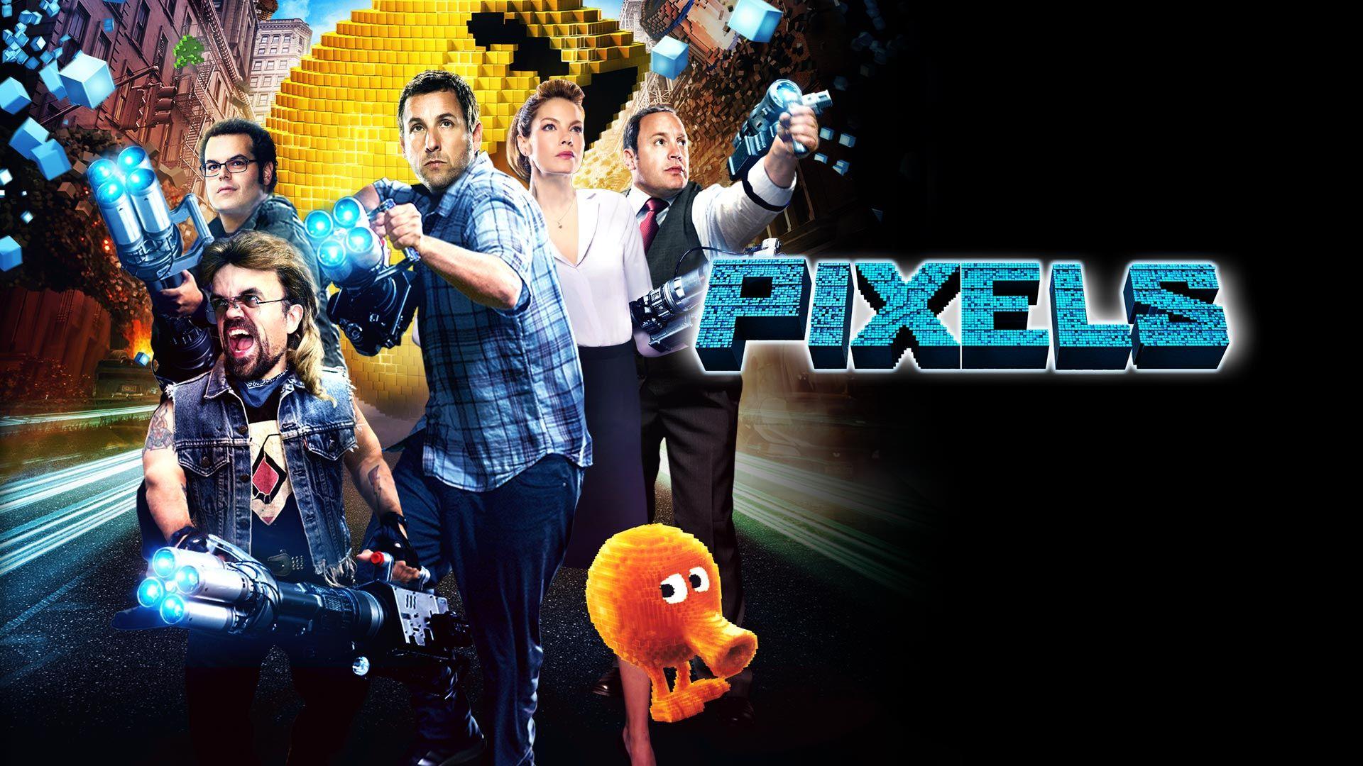 Pixels (4K UHD)