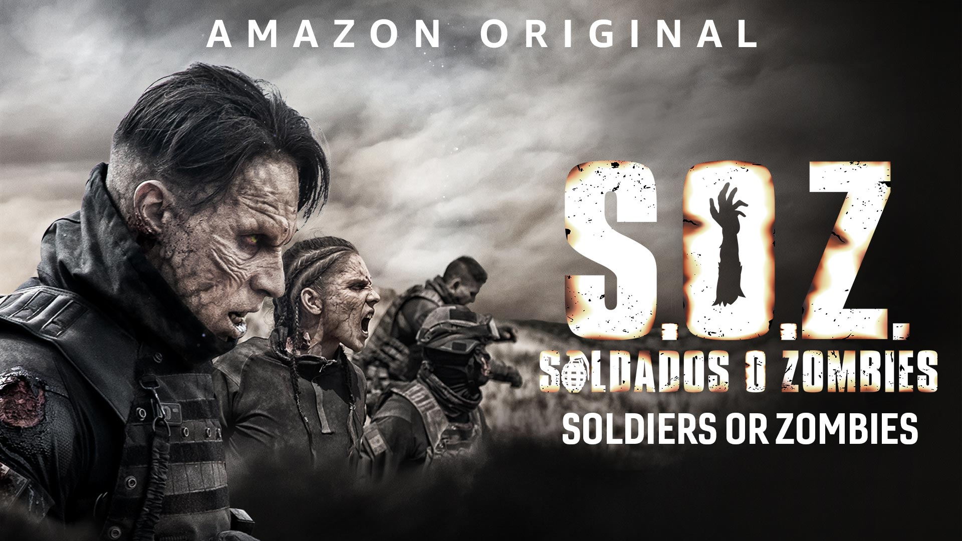 S.O.Z: Soldiers or Zombies - Season 1