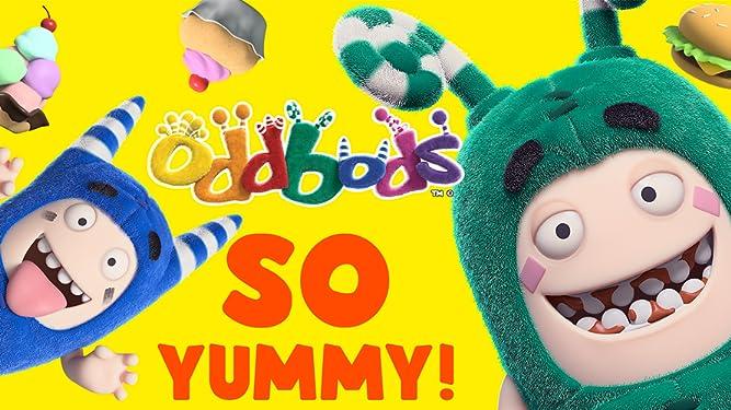 Oddbods - So Yummy!