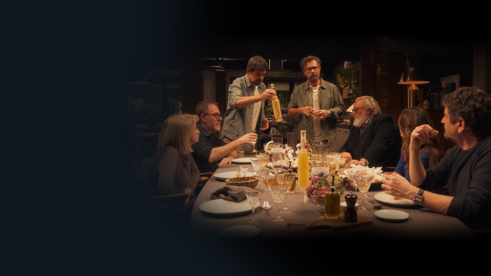 Dinner Club on Amazon Prime Video UK