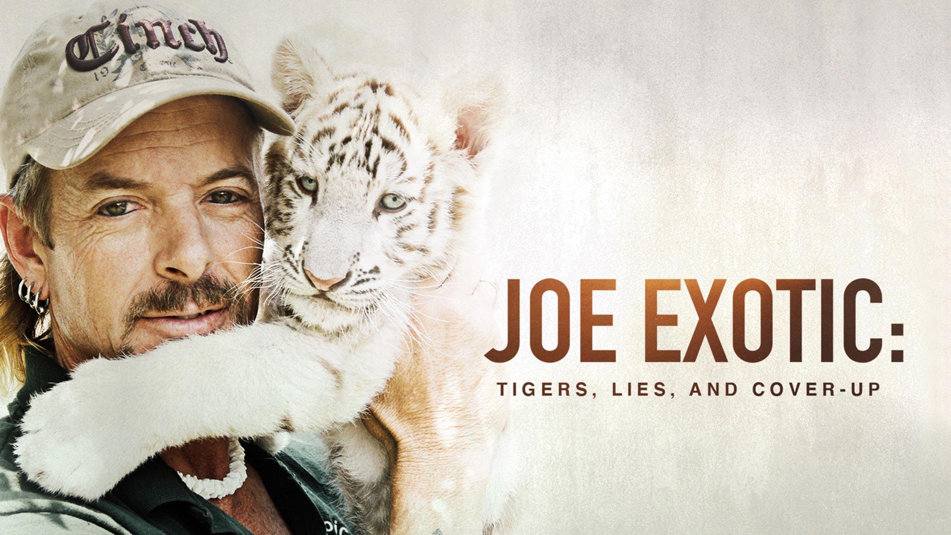 Joe Exotic: Tigers, Lies and Cover-Up - Season 1