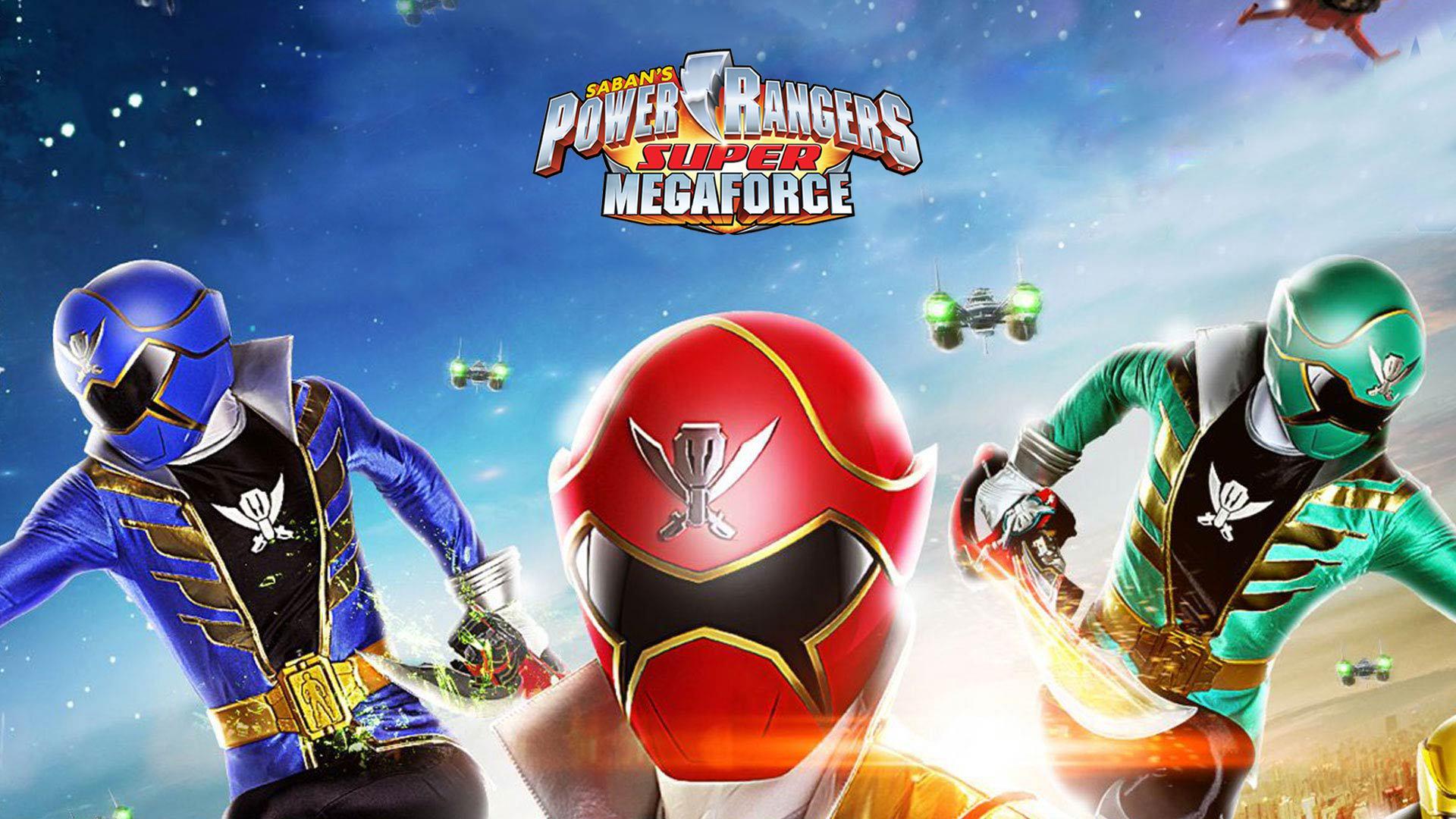 Power Rangers Super Megaforce Season 1