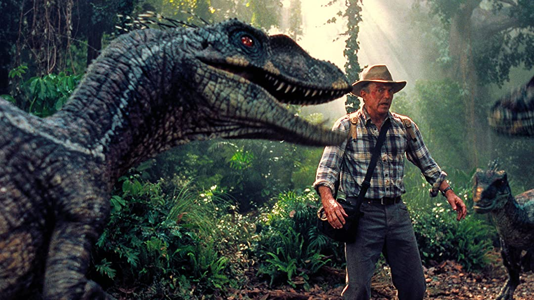 Prime Video: Jurassic Park III
