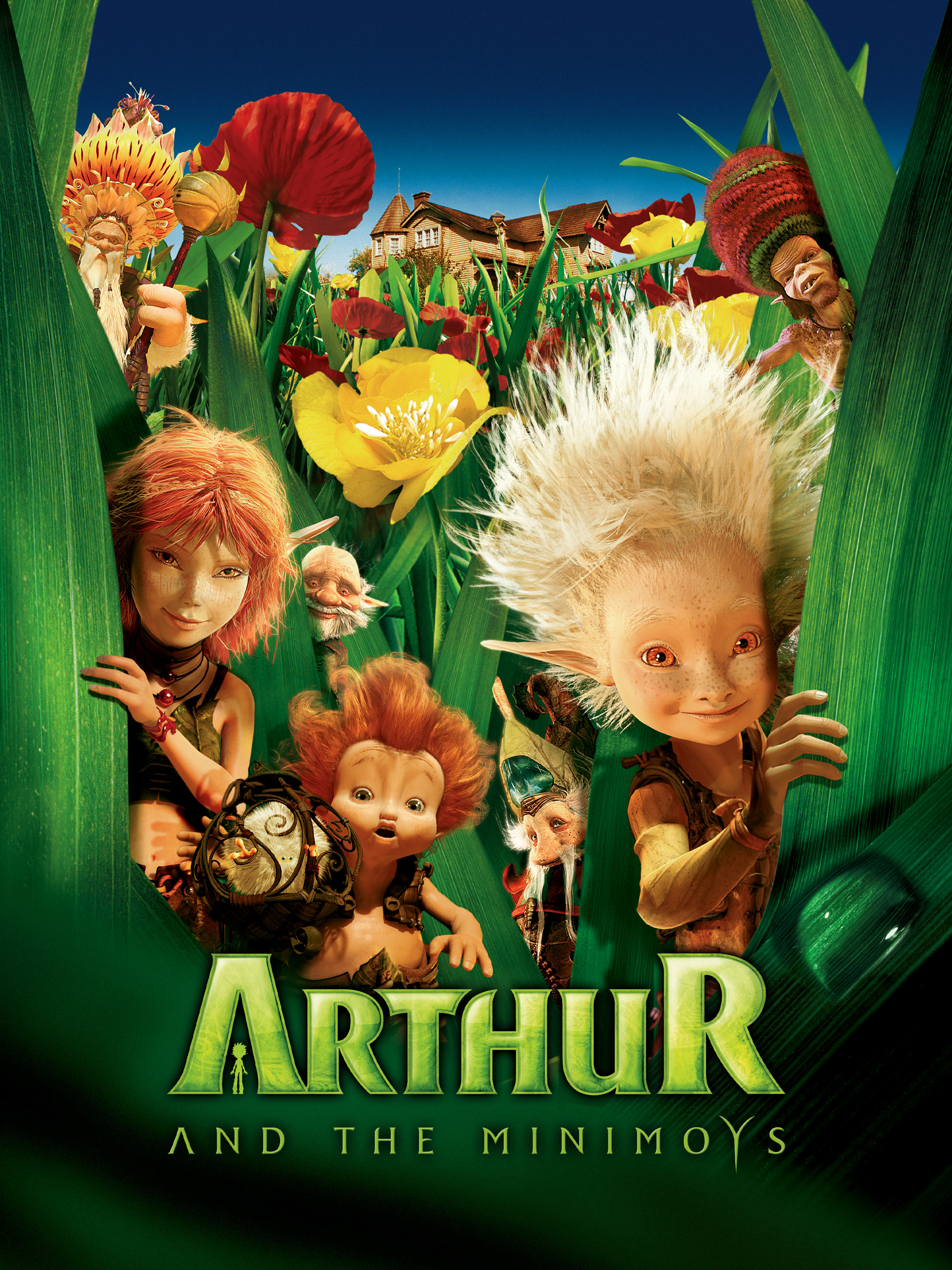 Prime Video Arthur And The Minimoys