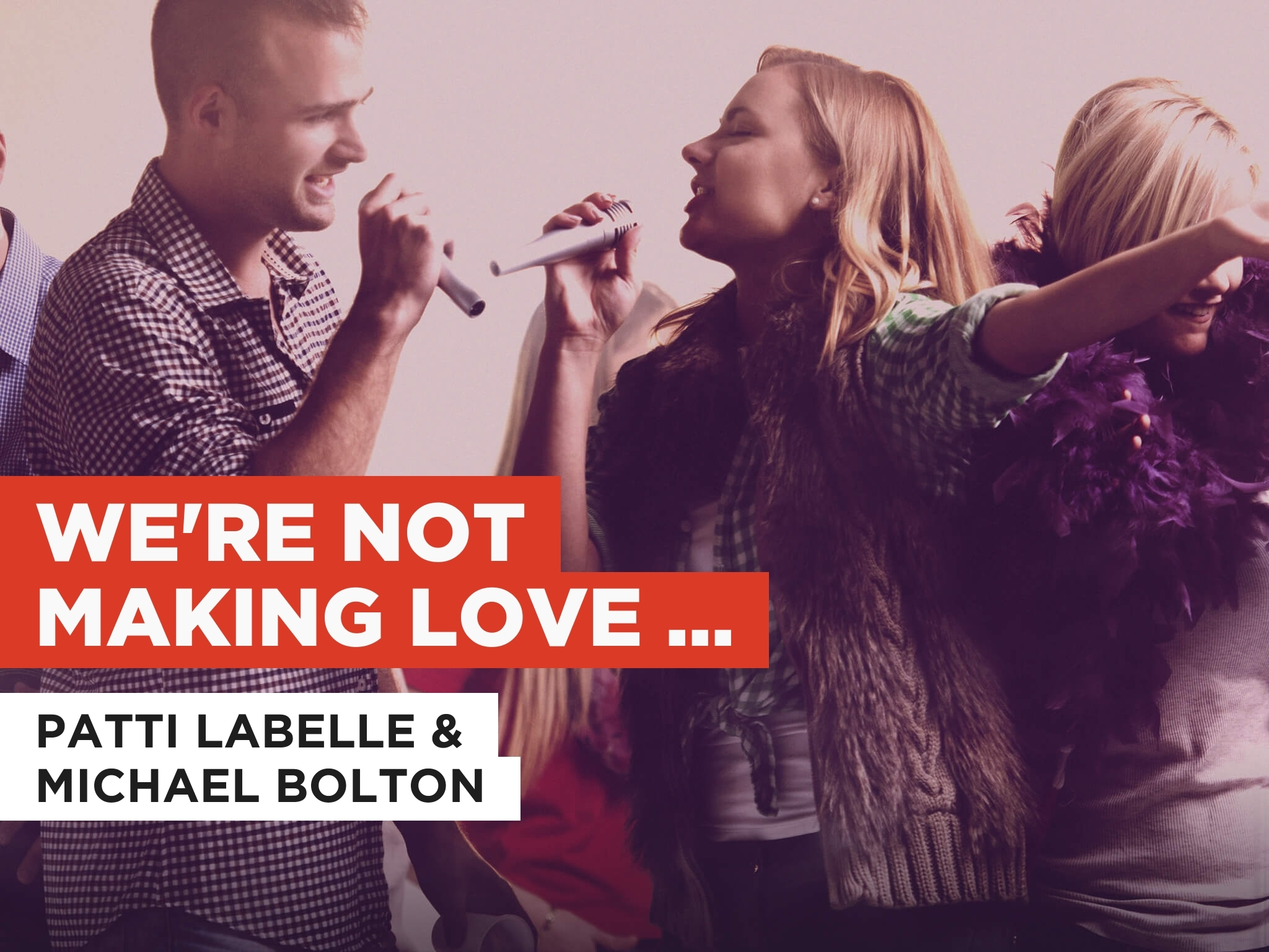 Michael bolton we re not making love anymore Prime Video We Re Not Making Love Anymore Duet Al Estilo De Patti Labelle Michael Bolton