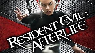 Resident Evil: Afterlife (4K UHD)
