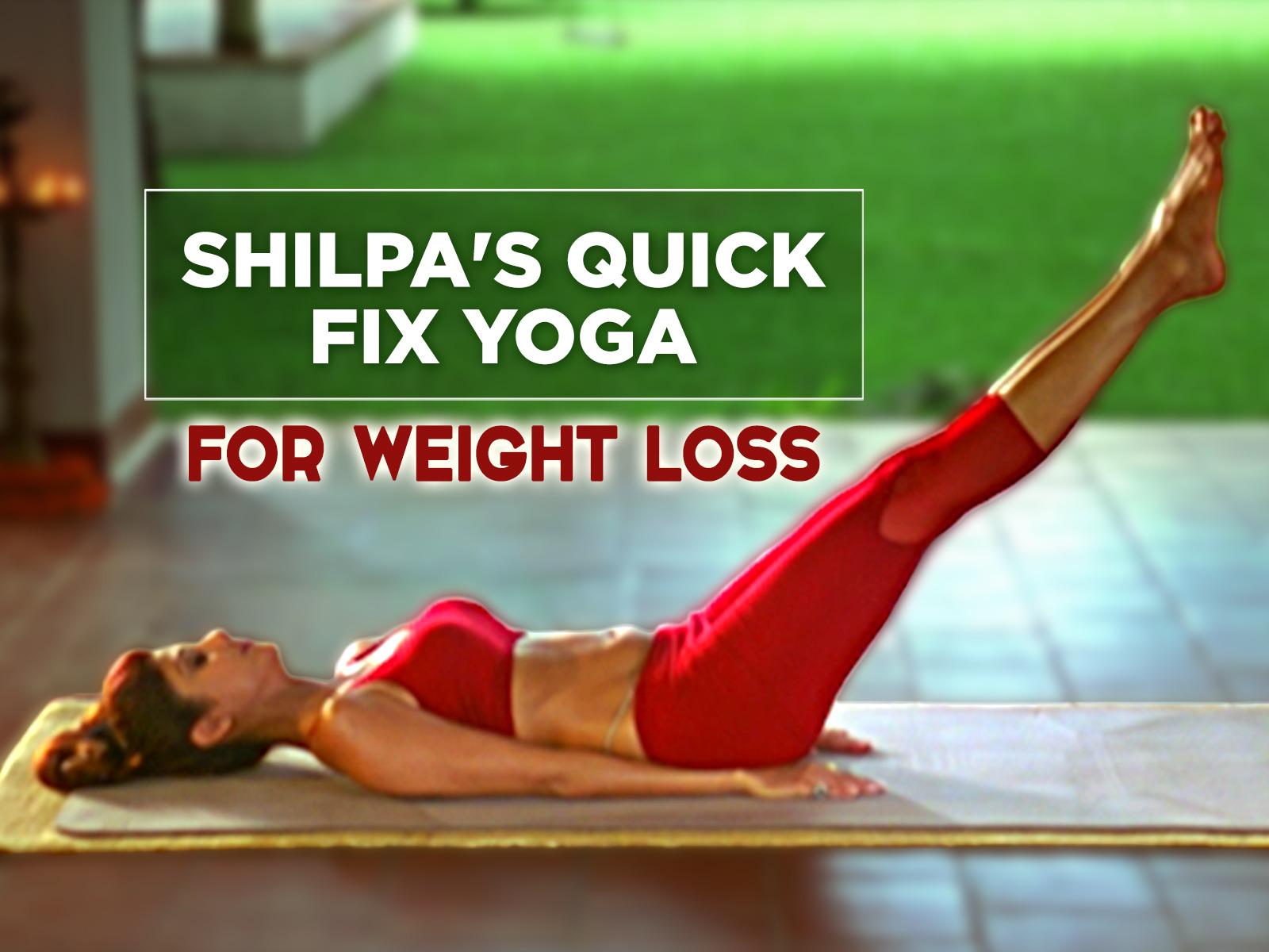 Prime Video Shilpa S Yoga