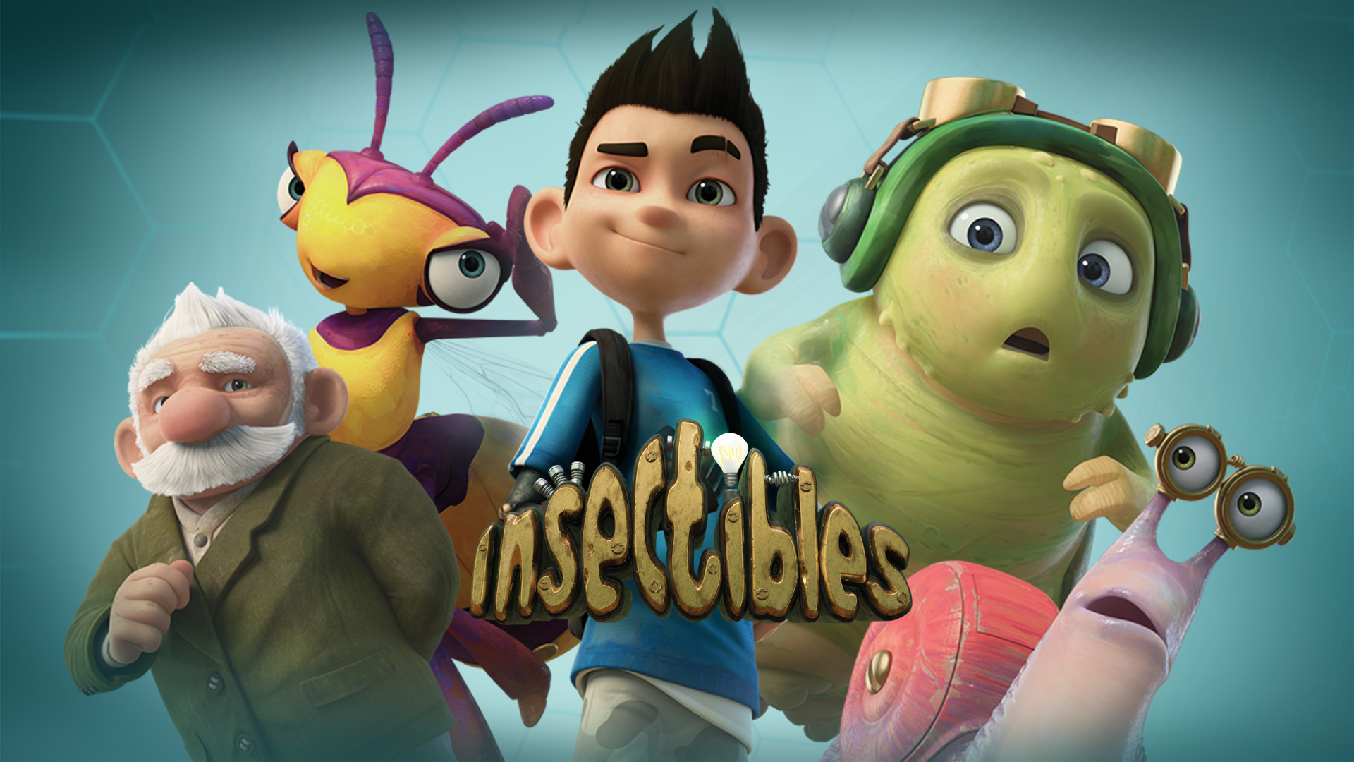Insectibles - Season 1