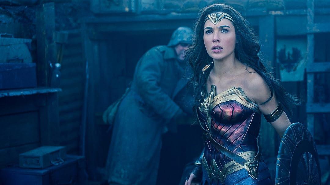 Prime Video: Wonder Woman (2017)