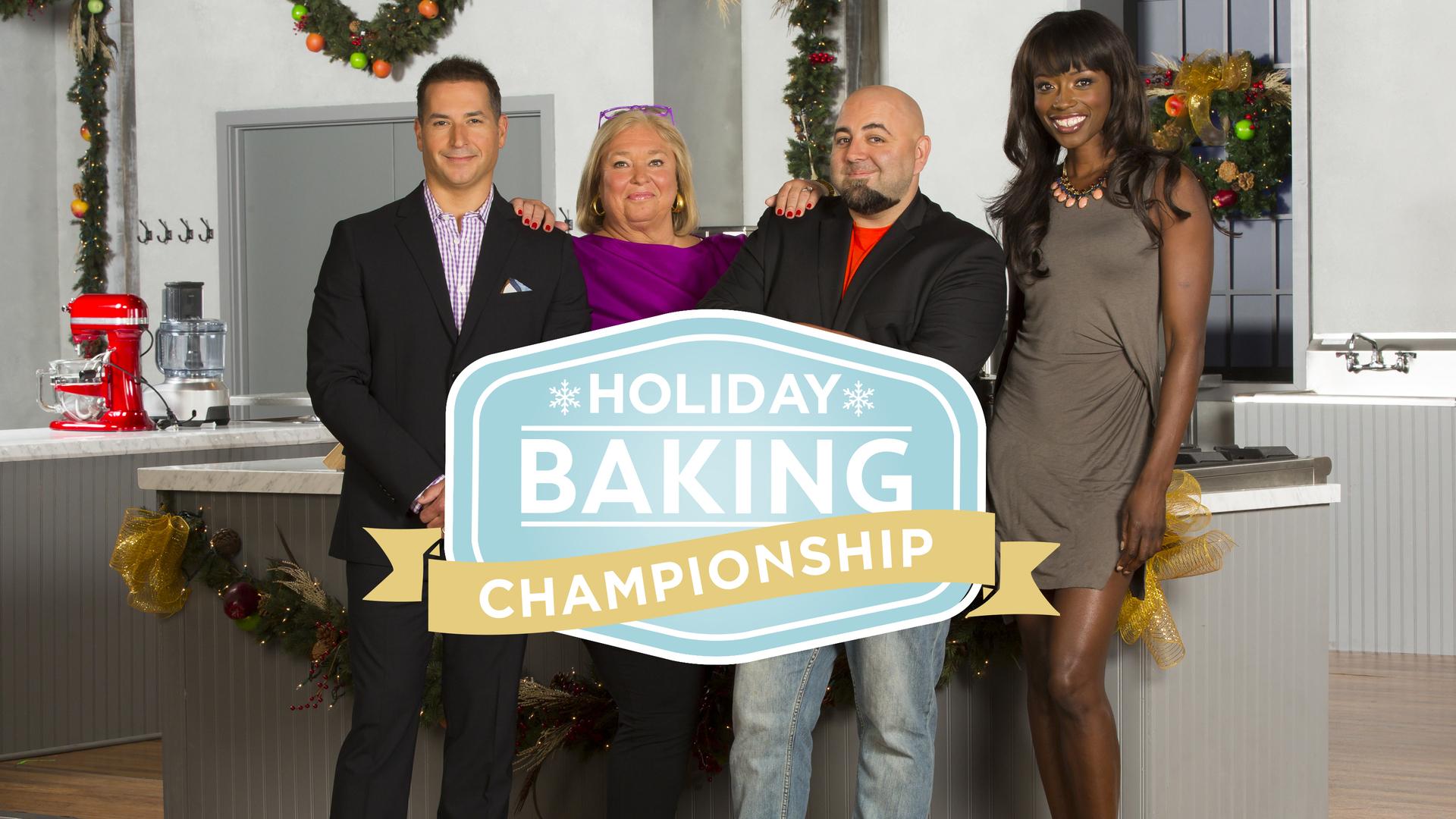 Holiday Baking Championship - Season 1