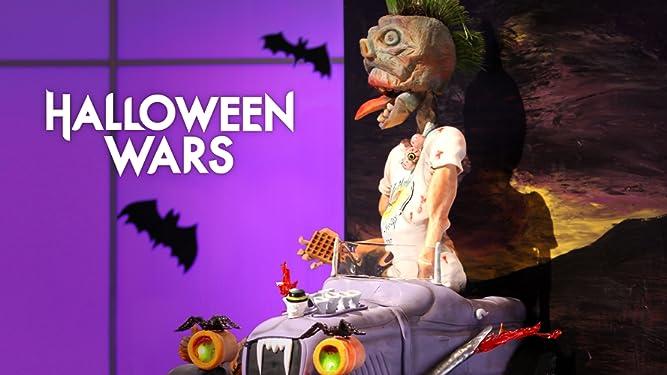 Halloween Wars - Season 1