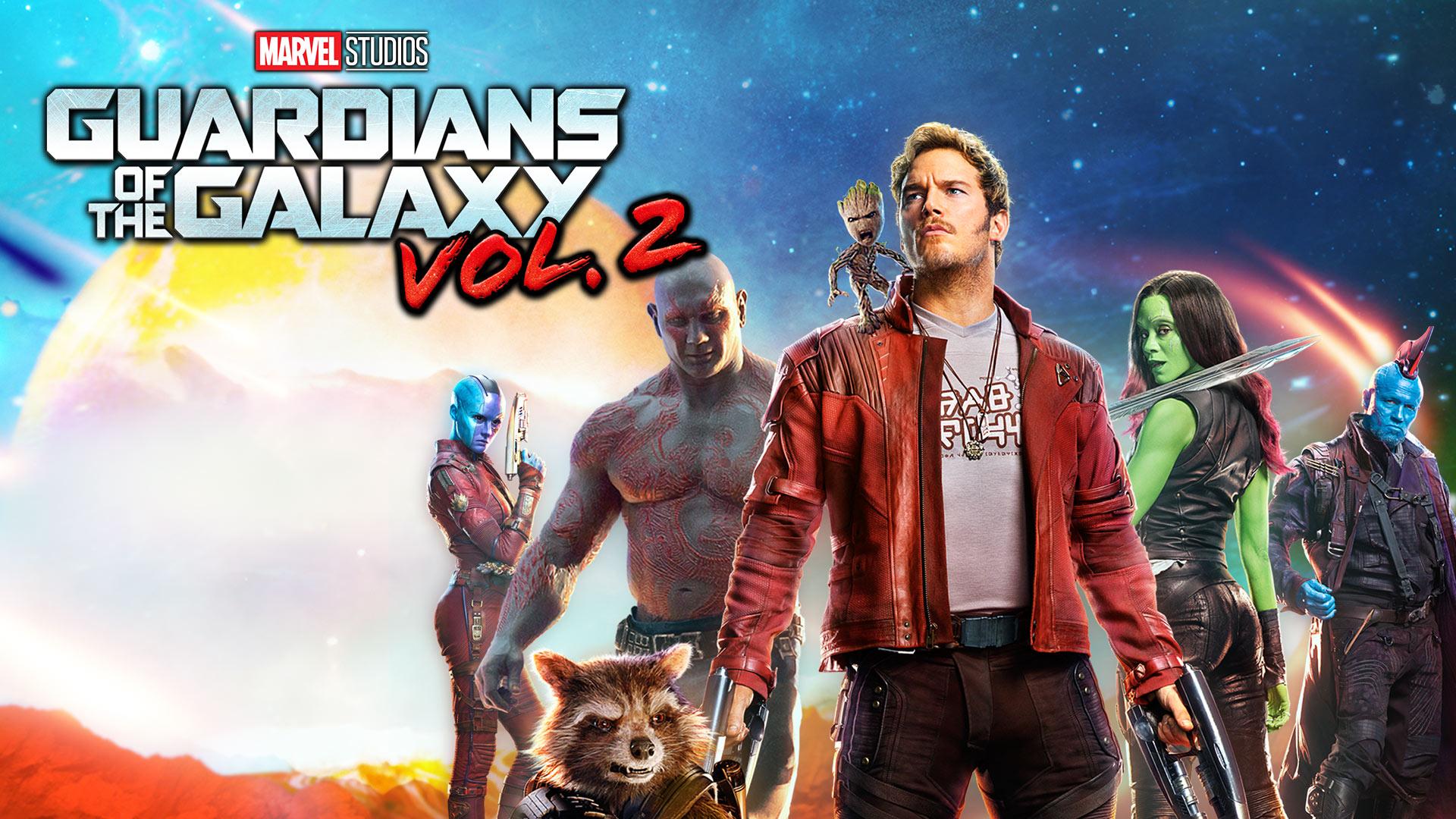Marvel Studios' Guardians of the Galaxy Vol. 2 (4K UHD)