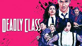 Deadly Class, Season 1
