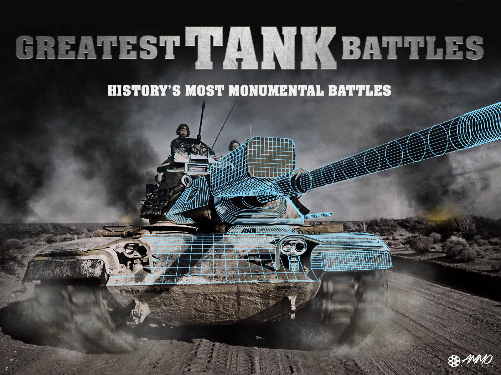 Greatest Tank Battles – SE01 EP02 – The October War: Battle for Golan Heights