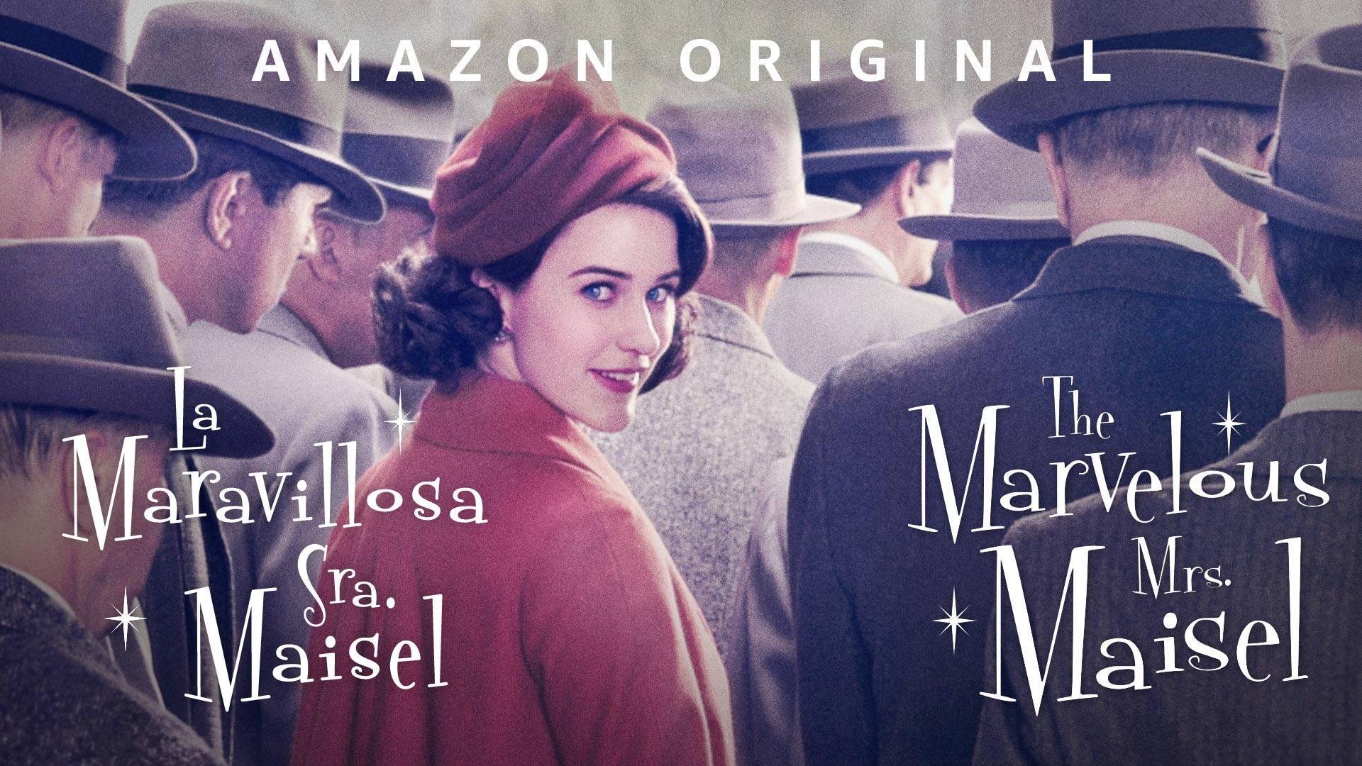 La maravillosa Sra. Maisel - Temporada 1