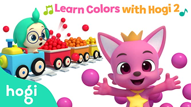 Pinkfong! Learn Colors with Hogi