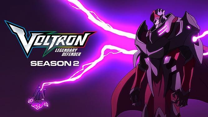 Voltron: Legendary Defender, Season 2