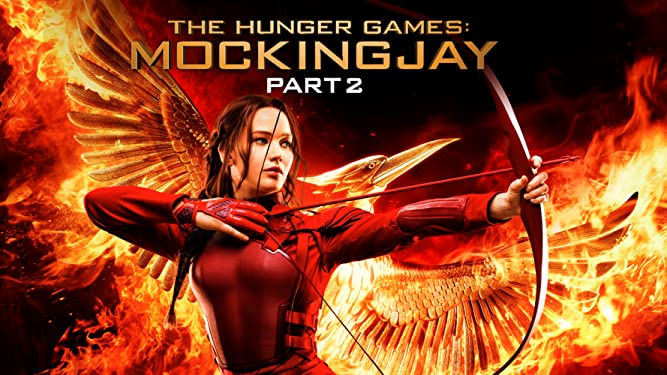 Hunger Games, The: Mockingjay Part 2