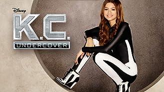 K.C. Undercover Volume 6