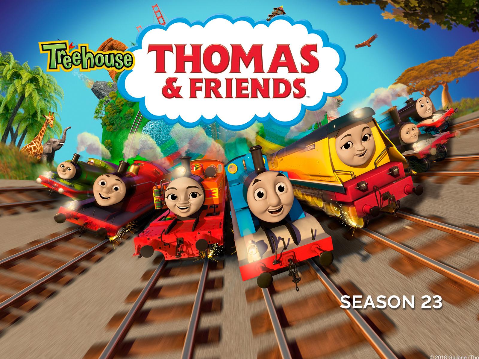 Prime Video Thomas Friends Season 101