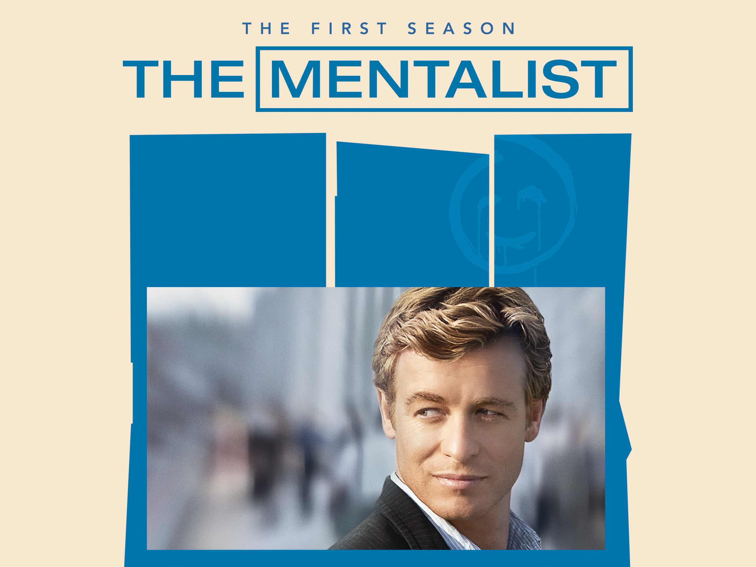 Prime Video: The Mentalist: The Complete First Season