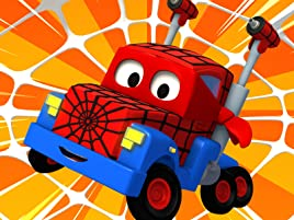 Prime Video Carl Le Super Camion