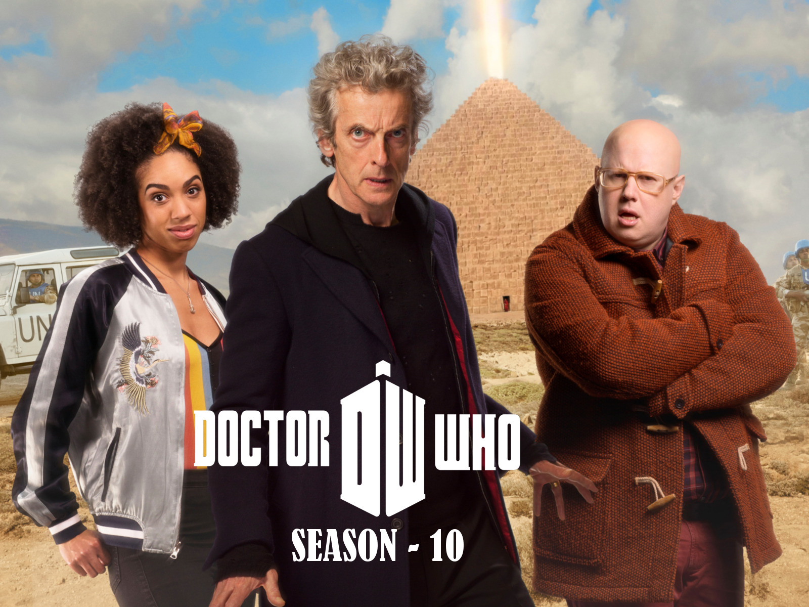 Prime Video Doctor Who