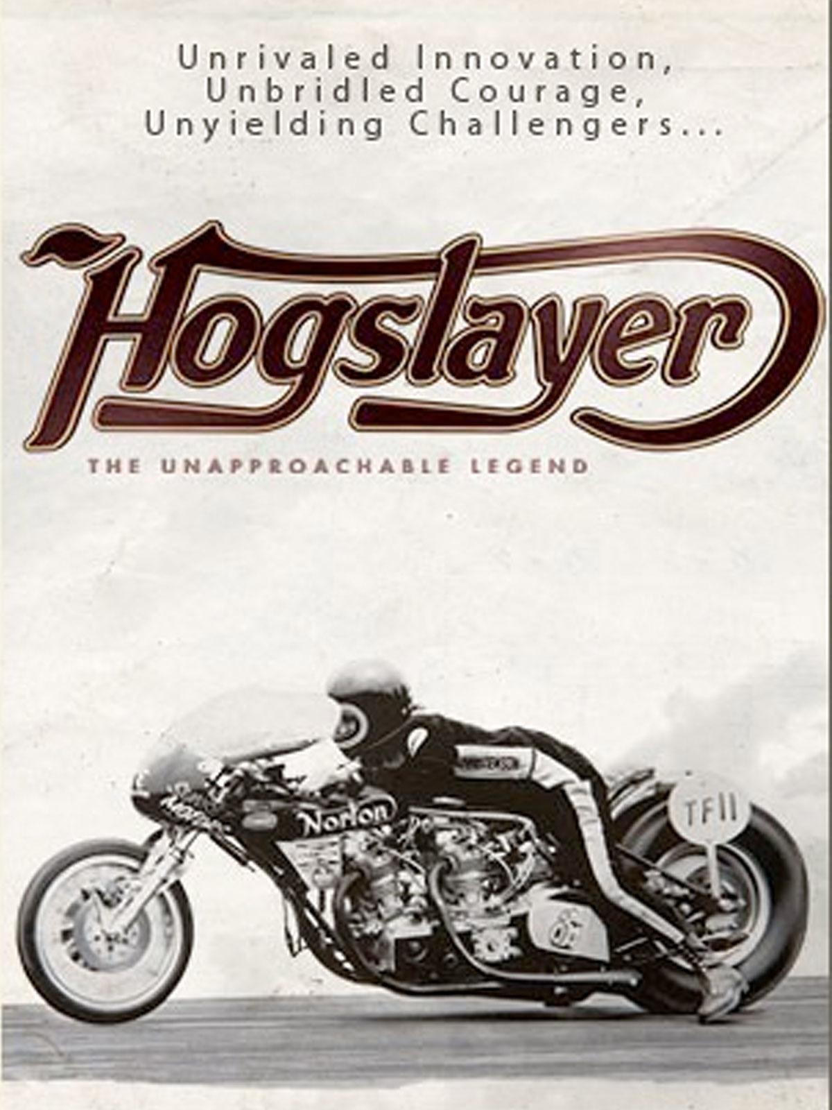 Prime Video: Hogslayer