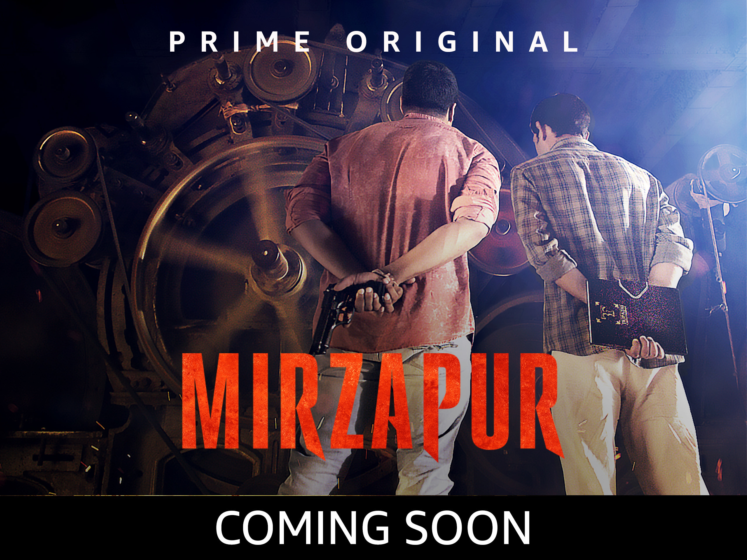 Prime Video: Mirzapur - Season 1