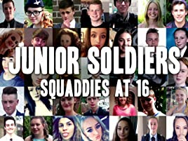 Prime Video: Junior Soldiers: Squaddies At 16 - Season 1
