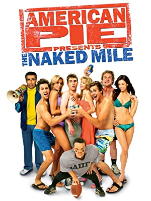 The naked mile video