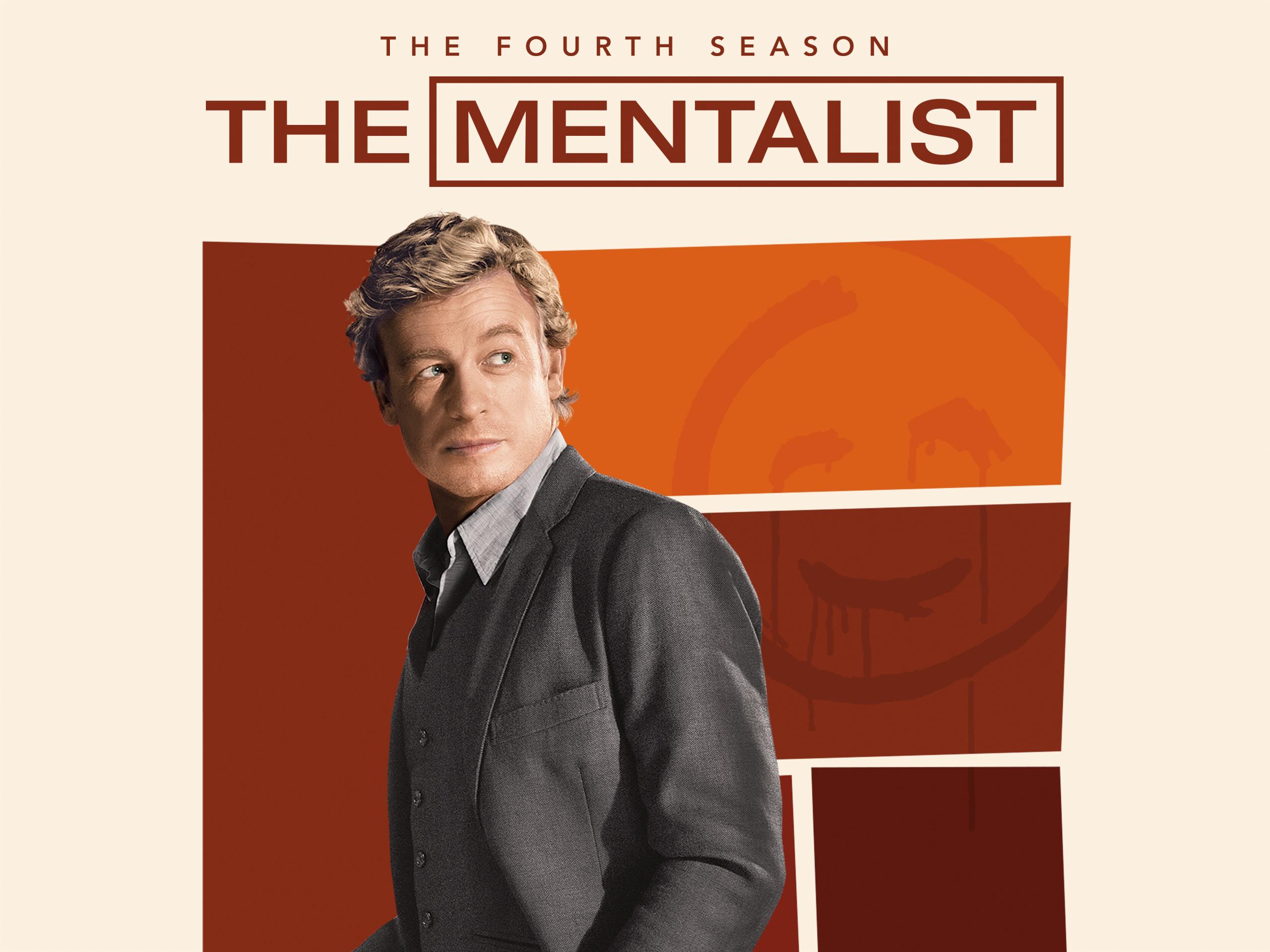 Prime Video: The Mentalist - Season 4