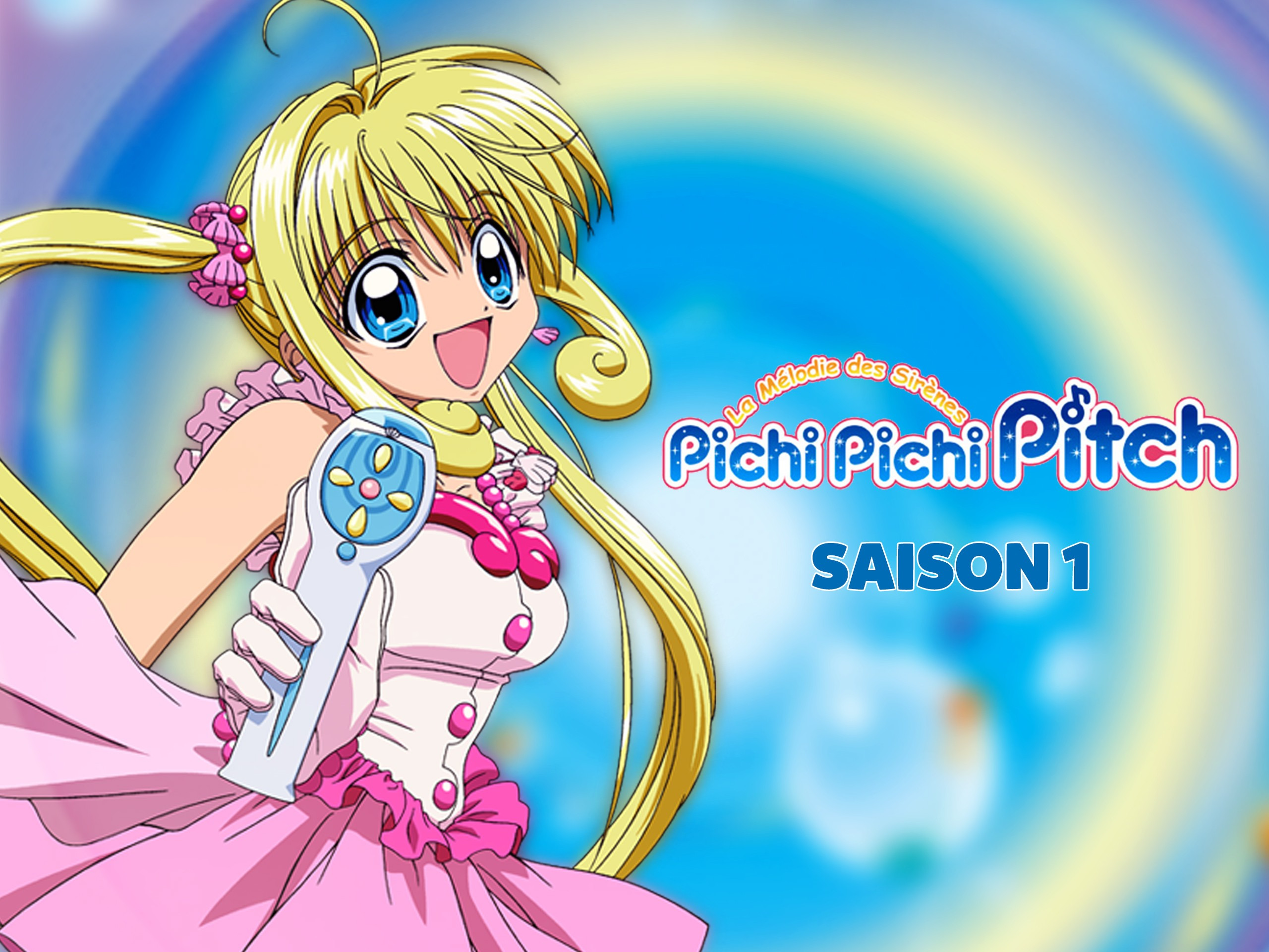Prime Video Pichi Pichi Pitch Pure Saison 2