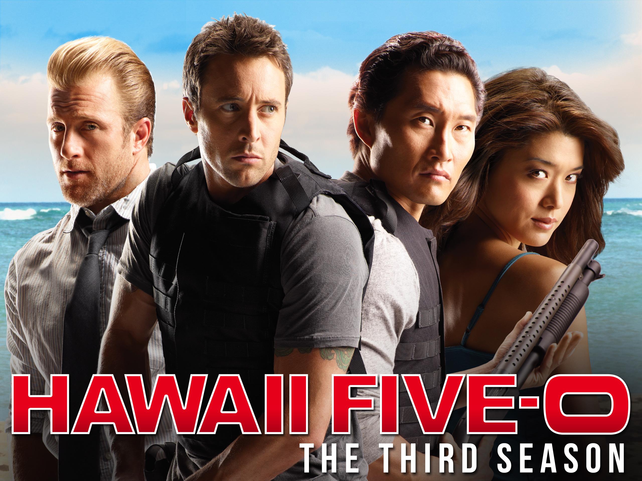 Prime Video: Hawaii Five-0 - Season 1