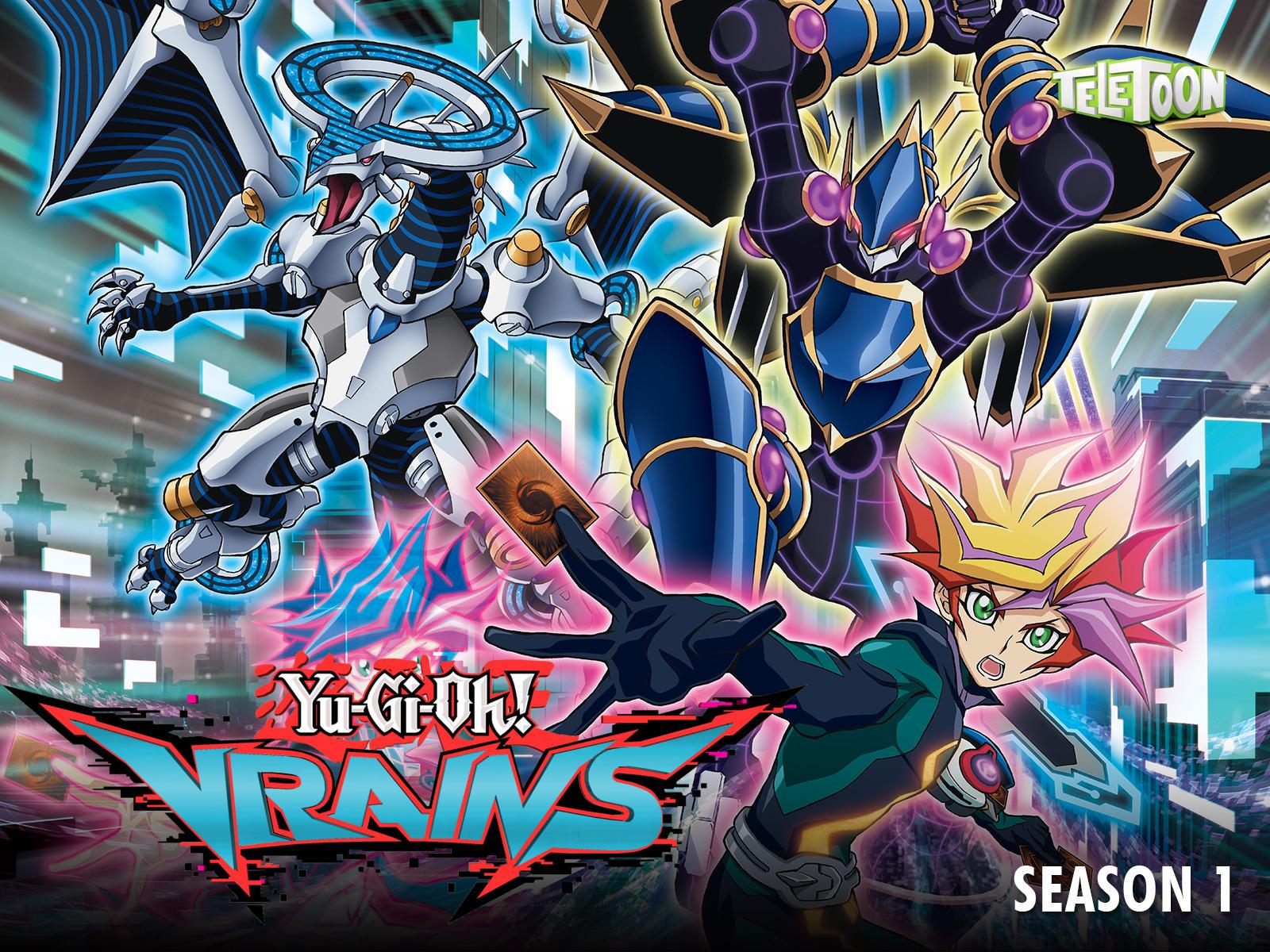 Prime Video Yu Gi Oh Vrains Season 1