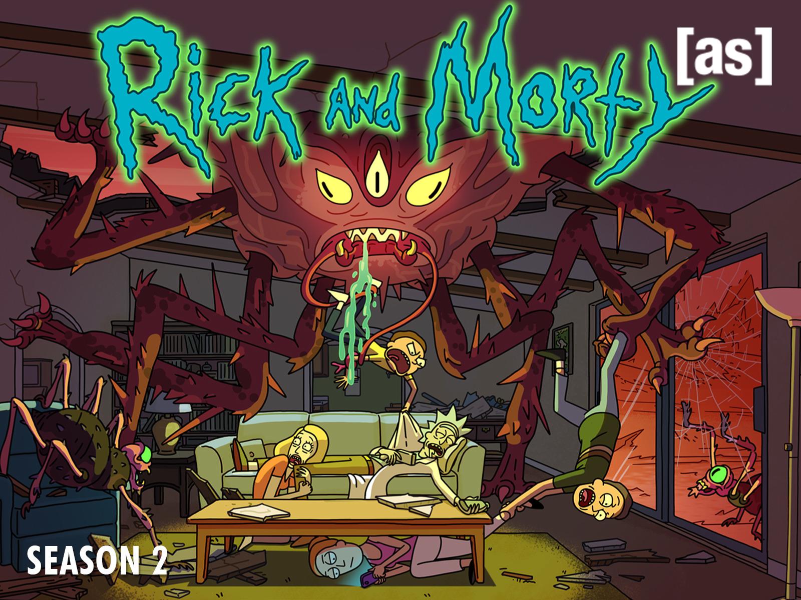 Rick And Morty Season 2 German