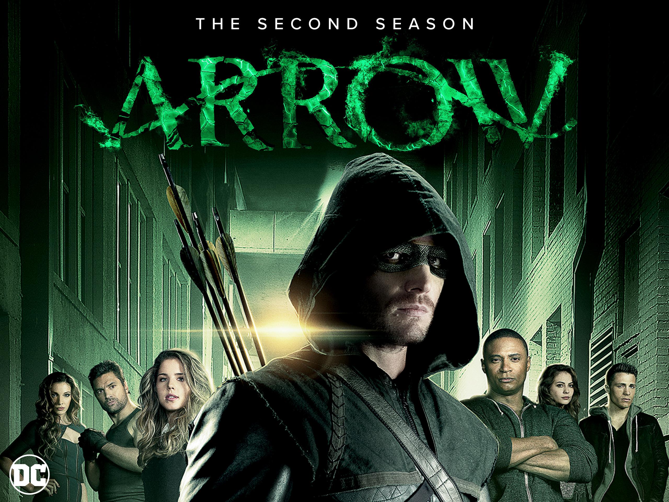 Prime Video: Arrow - Season 2