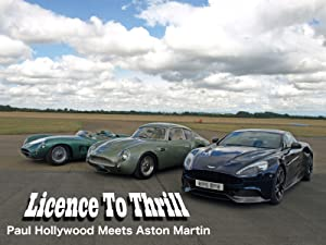 Prime Video Licence To Thrill Paul Hollywood Meets Aston Martin Season 1