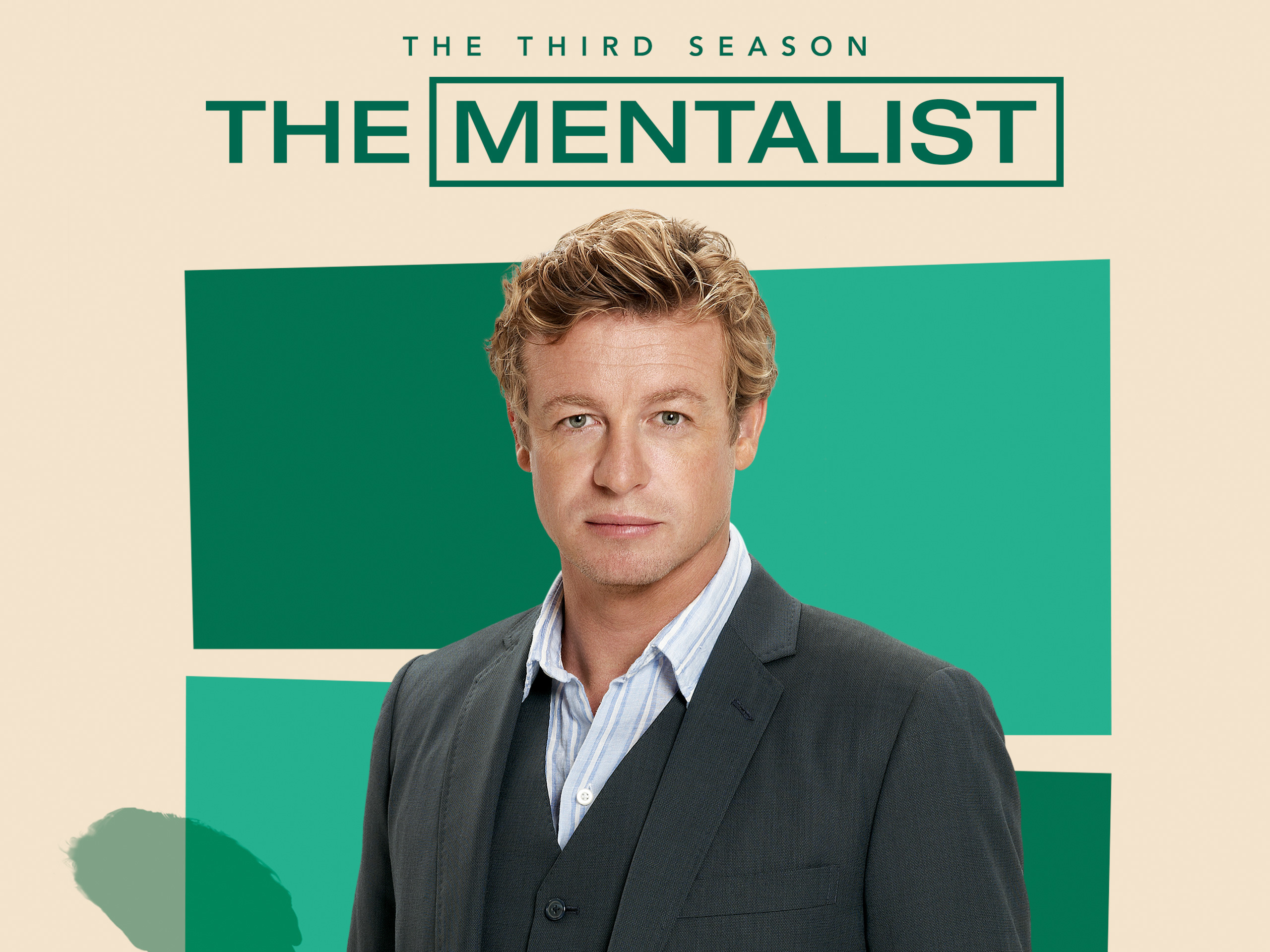 Prime Video: The Mentalist: The Complete Third Season