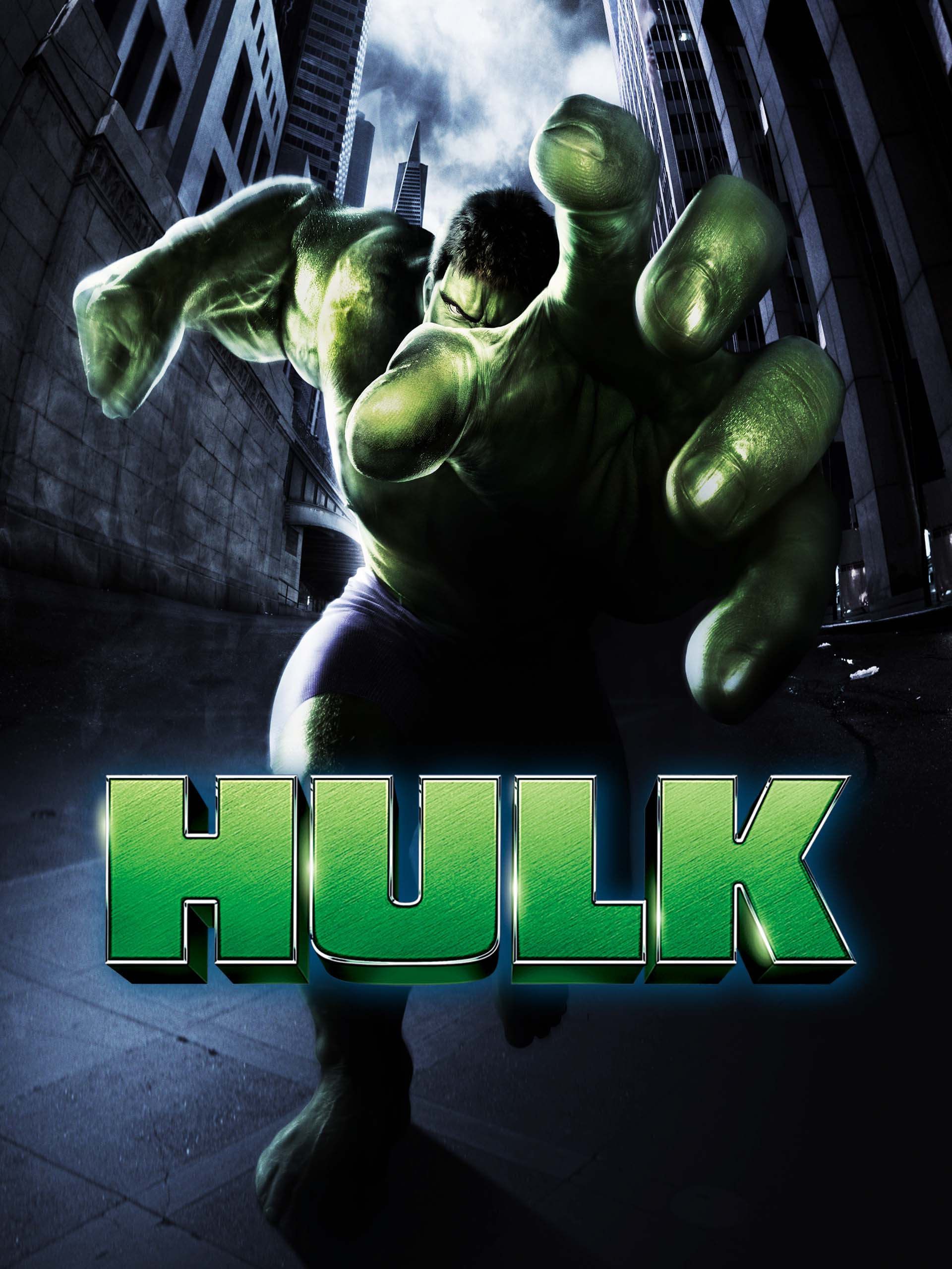 Prime Video The Hulk