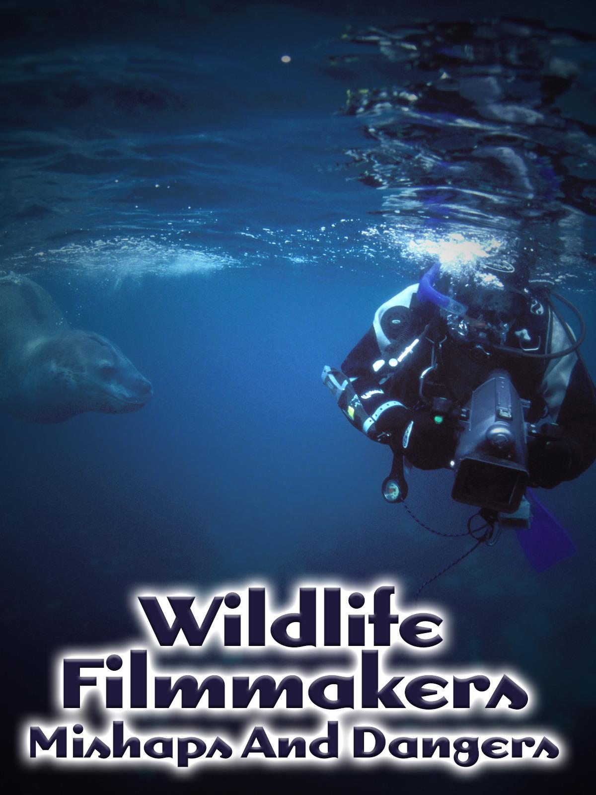 Prime Video: Wildlife Filmmakers - Mishaps And Dangers