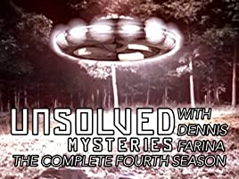 Prime Video: Unsolved Mysteries with Dennis Farina