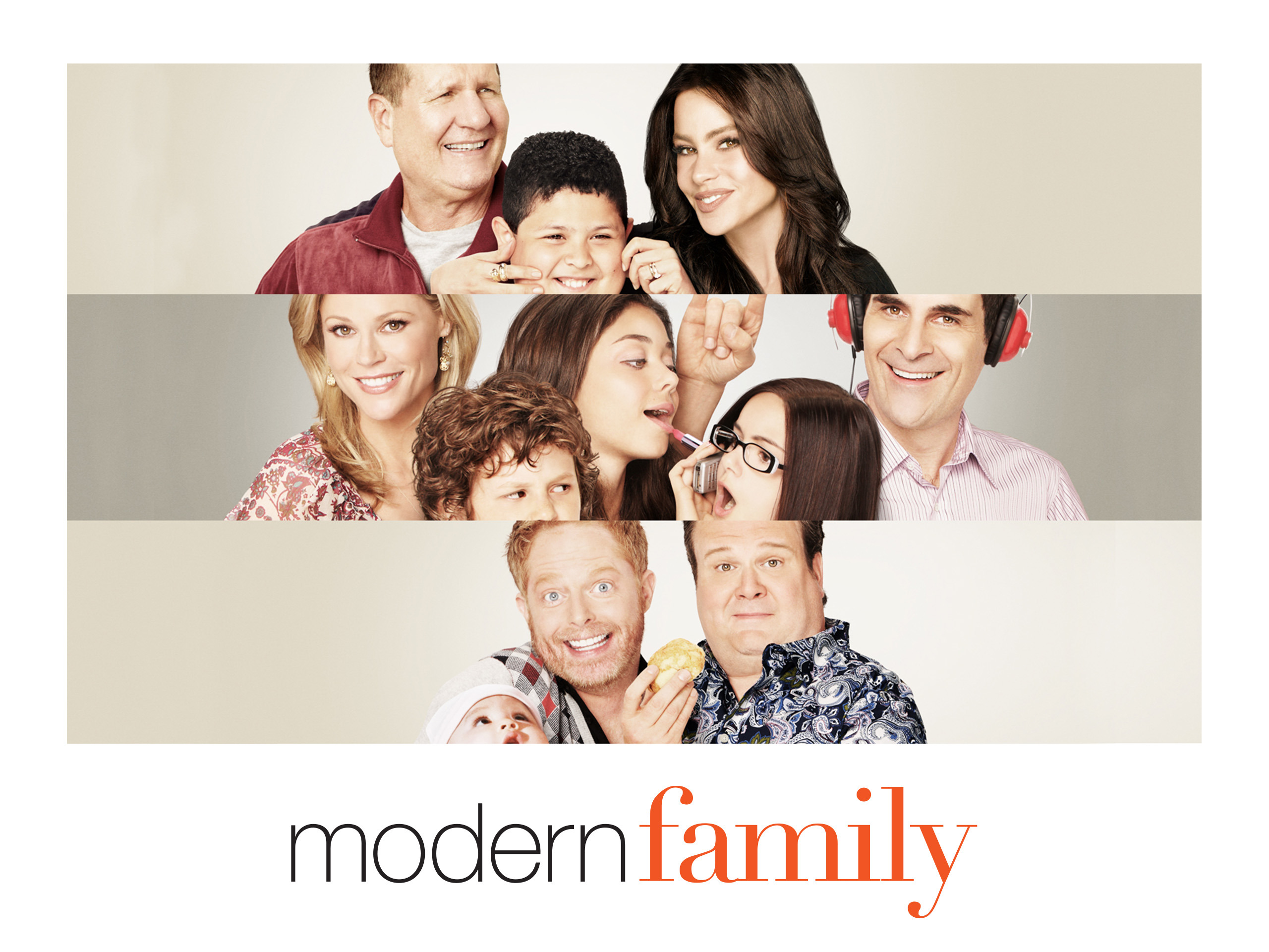 Who is cam on modern family dating family