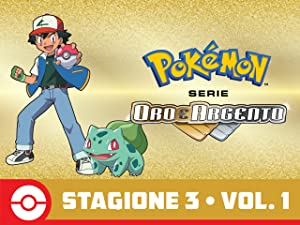 check out bf473 08ff6 Prime Video: Serie Pokémon - Oro e Argento