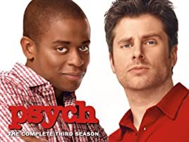 Psych Christmas Episodes.Prime Video Psych