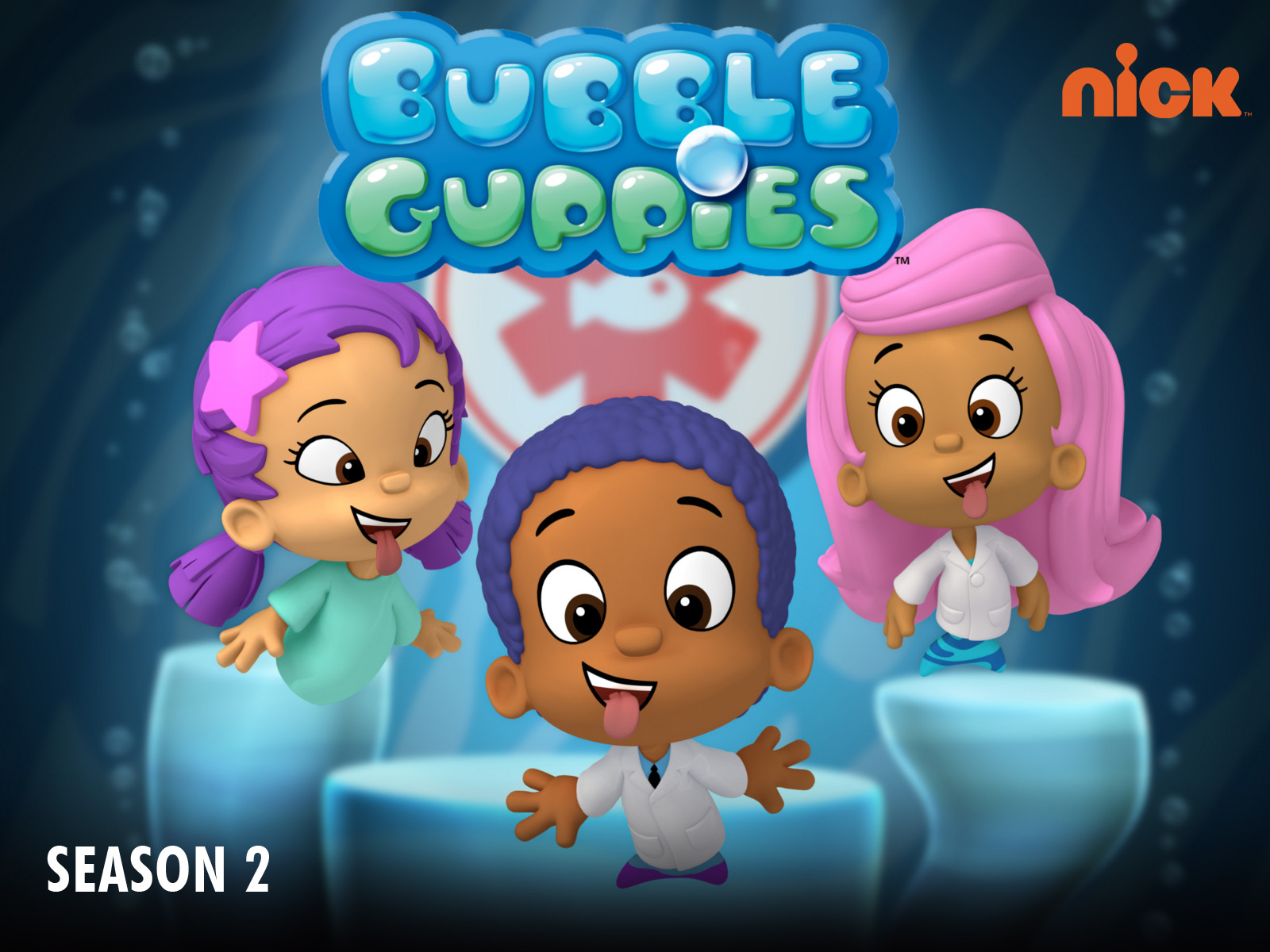 Prime Video Bubble Guppies Season 2