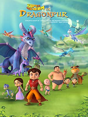 Super Bheem in Dragonpur